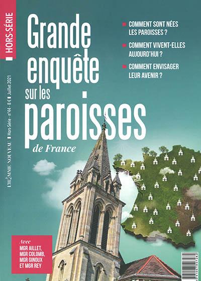 Homme nouveau (L'), hors série, n° 44. Grande enquête sur les paroisses de France