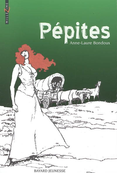 Pépites | Bondoux, Anne-Laure, auteur