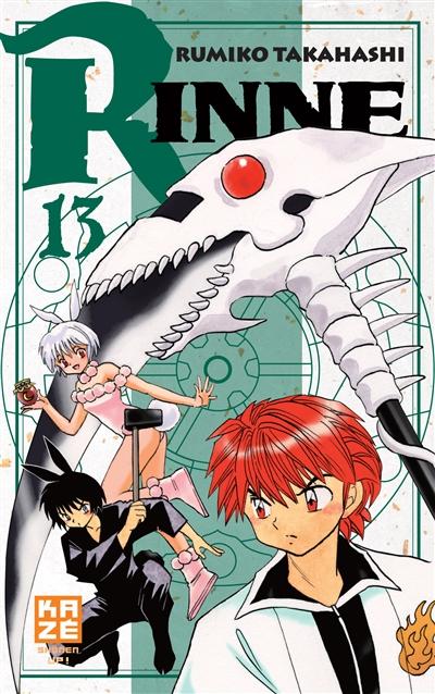 Rinne. 13, ,  13 | Takahashi, Rumiko (1957-....). Auteur