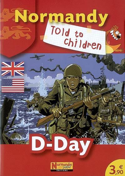 D-day | Durand, Jean-Benoît. Auteur
