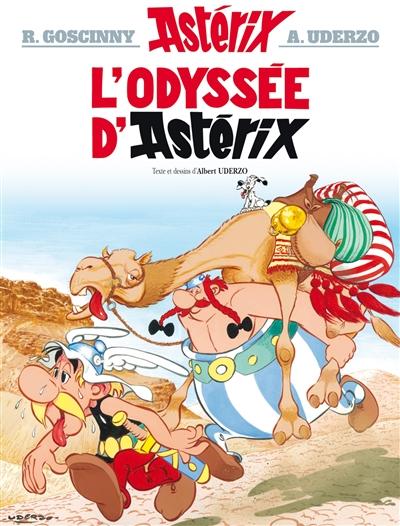 Astérix. 26, L'odyssée d'Astérix | Uderzo, Albert (1927-....)