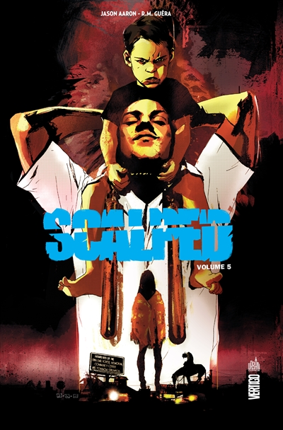 Scalped : intégrale. 5   Aaron, Jason (1973-....). Auteur