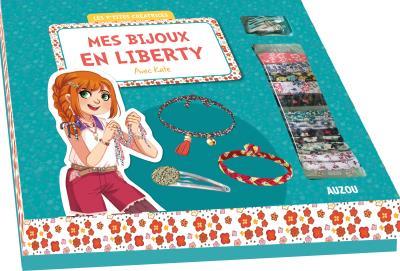 Mes bijoux en Liberty avec Kate