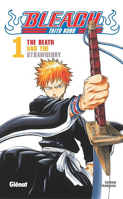 The death and the strawberry / Tite Kubo   Kubo, Tite. Auteur. Illustrateur