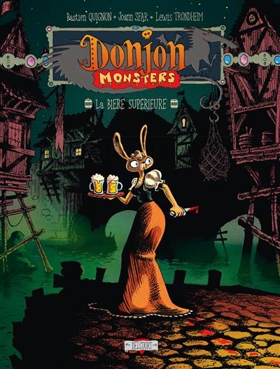 Donjon monsters. Vol. 14. La bière supérieure