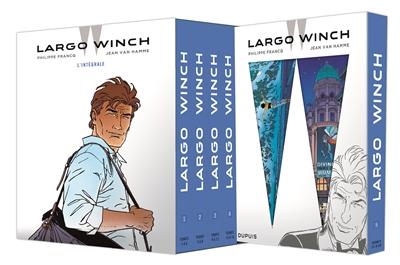 Largo Winch : l'intégrale