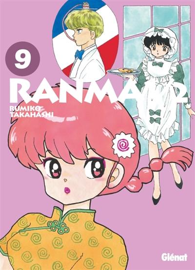 Ranma 1/2 : [Édition originale]. 9 / Rumiko Takahashi   Takahashi, Rumiko (1957-....). Auteur