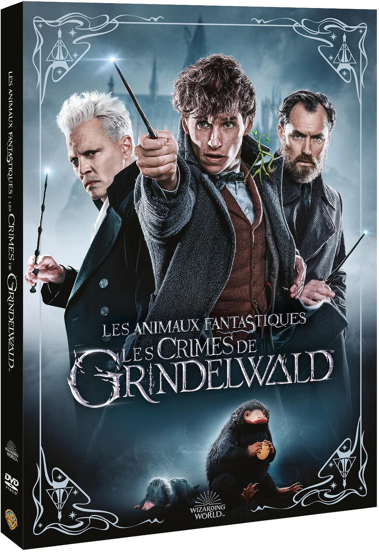 Les Crimes de Grindelwald / un film de David Yates  | Yates, David. Metteur en scène ou réalisateur