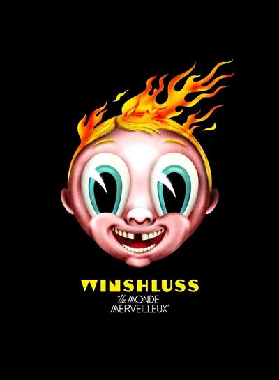 Winshluss, un monde merveilleux / textes Sébastien Gokalp, Camille de Singly | Gokalp, Sébastien