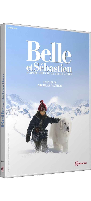 Belle et Sébastien 1 / Film de Nicolas Vanier | Vanier, Nicolas (1962-....). Metteur en scène ou réalisateur