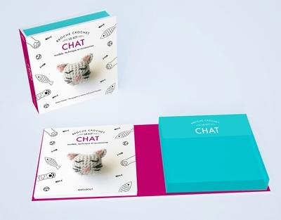 Le kit broche crochet chat : modèle, technique et accessoires