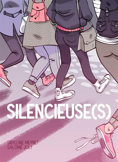 Silencieuse -s- | Joly, Salomé. Antécédent bibliographique