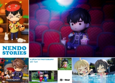 Nendo stories : a life in toy photography