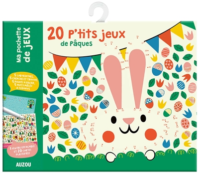 20 p'tits jeux de Pâques
