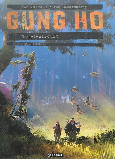 Gung Ho. 2, Court-circuit. 1 | Benjamin von Eckartsberg (1970-....). Auteur