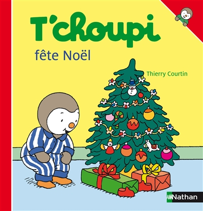 T'choupi fête Noël / illustrations Thierry Courtin | Courtin, Thierry (1954-....). Auteur
