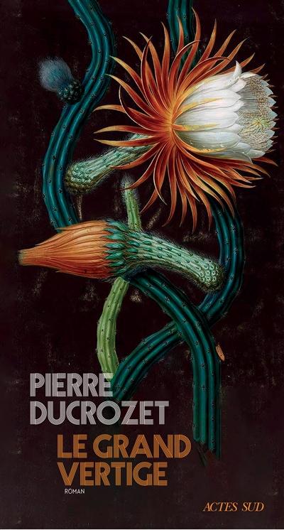 Le grand vertige : roman | Ducrozet, Pierre (1982-....). Auteur
