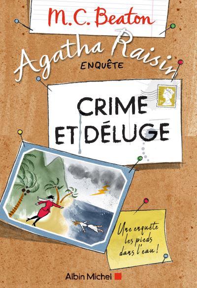 Crime et déluge : roman. 12 / M.C. Beaton  