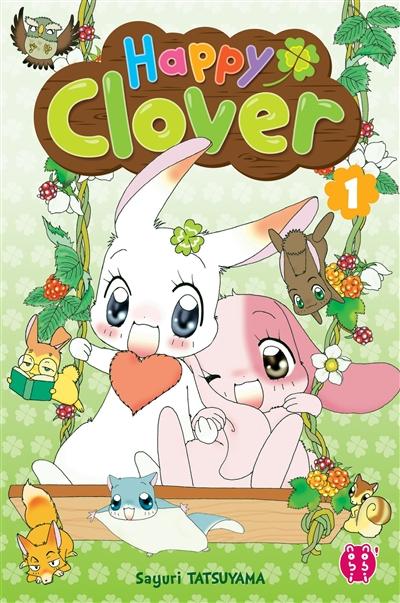 Happy clover. 1 | Tatsuyama, Sayuri. Auteur
