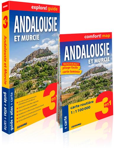 Andalousie et Murcie / texte Piotr Jablonski, Anna Marchlik | Jablonski, Piotr. Auteur