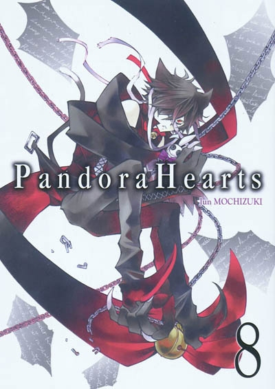 Pandora hearts. 8 | Jun Mochizuki. Auteur