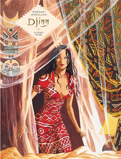 Djinn. Vol. 6. La perle noire