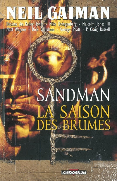 La saison des brumes / scénario Neil Gaiman | Gaiman, Neil (1960-....)
