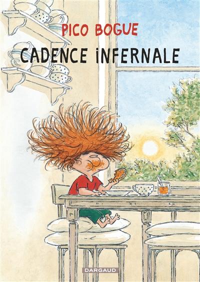 Cadence infernale / Dominique Roques | Roques, Dominique (1948-....). Auteur