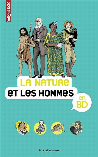 La nature et les hommes en BD