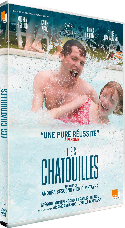 Les Chatouilles / Film de Andréa Bescond et Eric Métayer  | Bescond, Andréa. Metteur en scène ou réalisateur. Antécédent bibliographique. Scénariste
