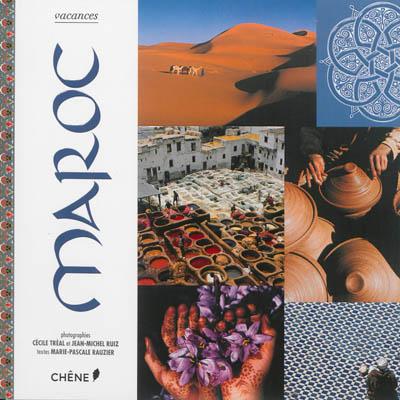 Maroc   Tréal, Cécile (1965-....). Illustrateur