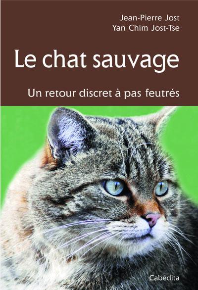 Couverture de : Le chat sauvage : un retour discret à pas feutrés
