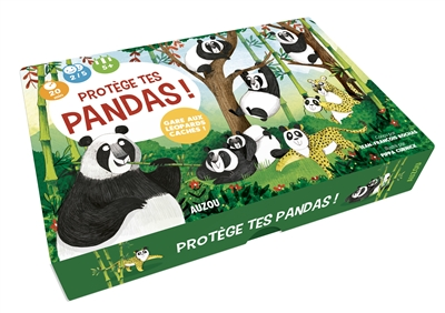 Protège tes pandas !