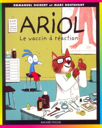 vaccin à réaction (Le)   Guibert, Emmanuel (1964-....). Auteur