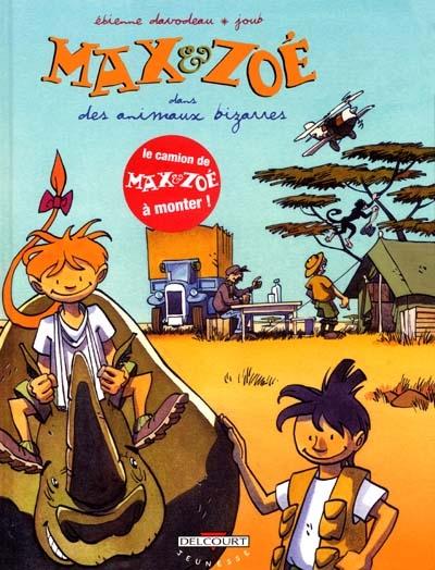 Max et Zoé. Vol. 3. Des animaux bizarres