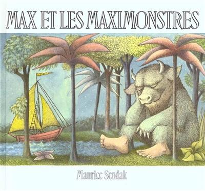 Max et les maximonstres   Sendak, Maurice (1928-2012)