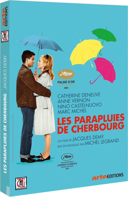 Les Parapluies de Cherbourg | Demy, Jacques (1931-1990). Réalisateur. Scénariste