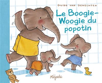Le boogie-woogie du popotin