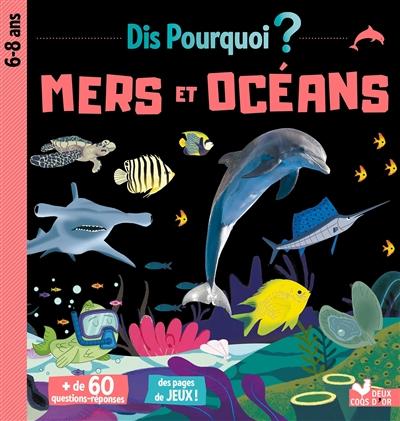 Mers et océans : 6-8 ans
