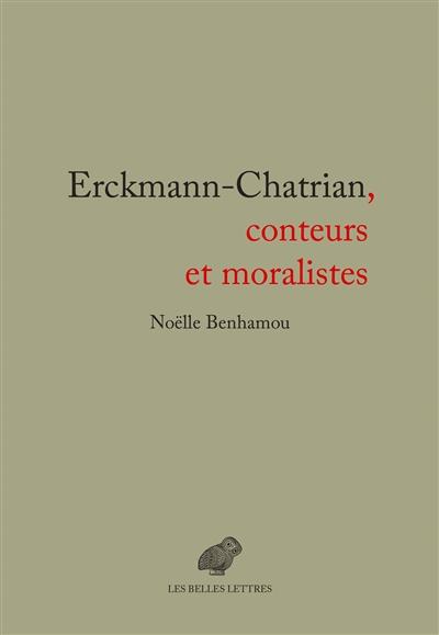 Erckmann-Chatrian, conteurs et moralistes