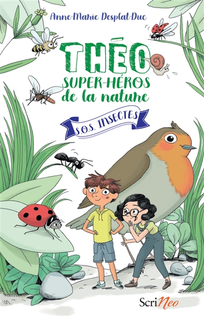 S.O.S. insectes / Anne-Marie Desplat-Duc |