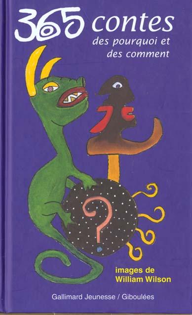 365 contes des pourquoi et des comment / Muriel Bloch | Bloch, Muriel (1954-....). Auteur