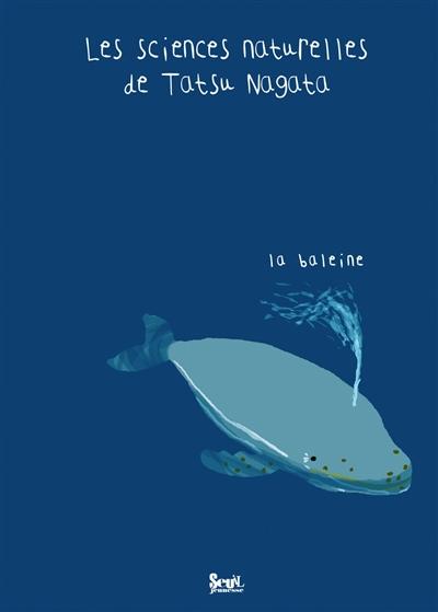 La baleine | Tatsu Nagata. Auteur