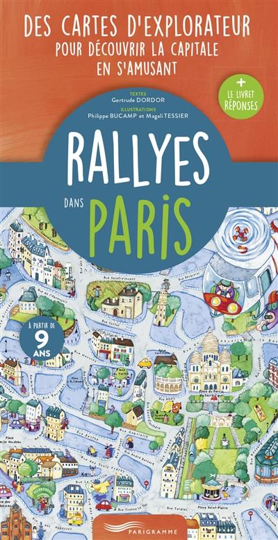 Rallyes dans Paris : des cartes d'explorateur pour découvrir la capitale en s'amusant