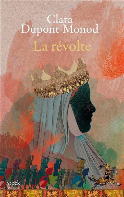 Couverture de : La révolte : roman