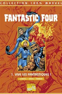 Vive les fantastiques ! | Lobdell, Scott