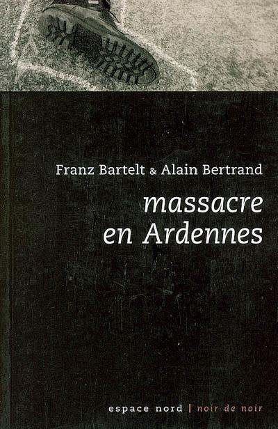 Massacre en Ardennes