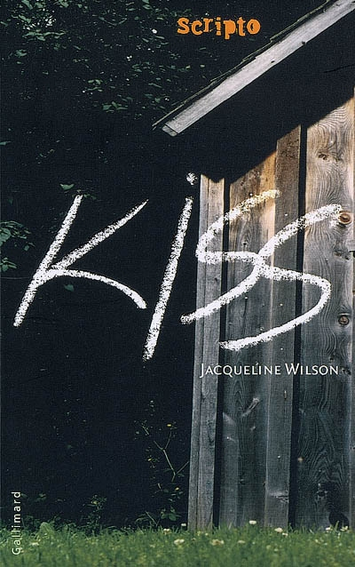 Kiss / Jacqueline Wilson | Wilson, Jacqueline. Auteur