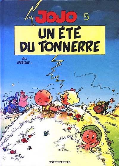 Un été du tonnerre | André Geerts (1955-2010). Auteur
