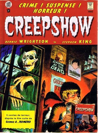 Creepshow / scénario, Stephen King   King, Stephen (1947-....). Auteur